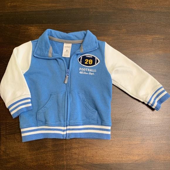 Carter's Other - Carter's Football Sweatshirt 🏈